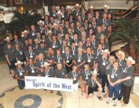 The 2014 Spirit of the West group photo!